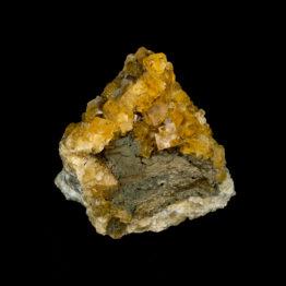 Yellow Fluorite, Morocco